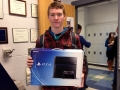 Day 11: Abner  Johnson winner of the PS4
