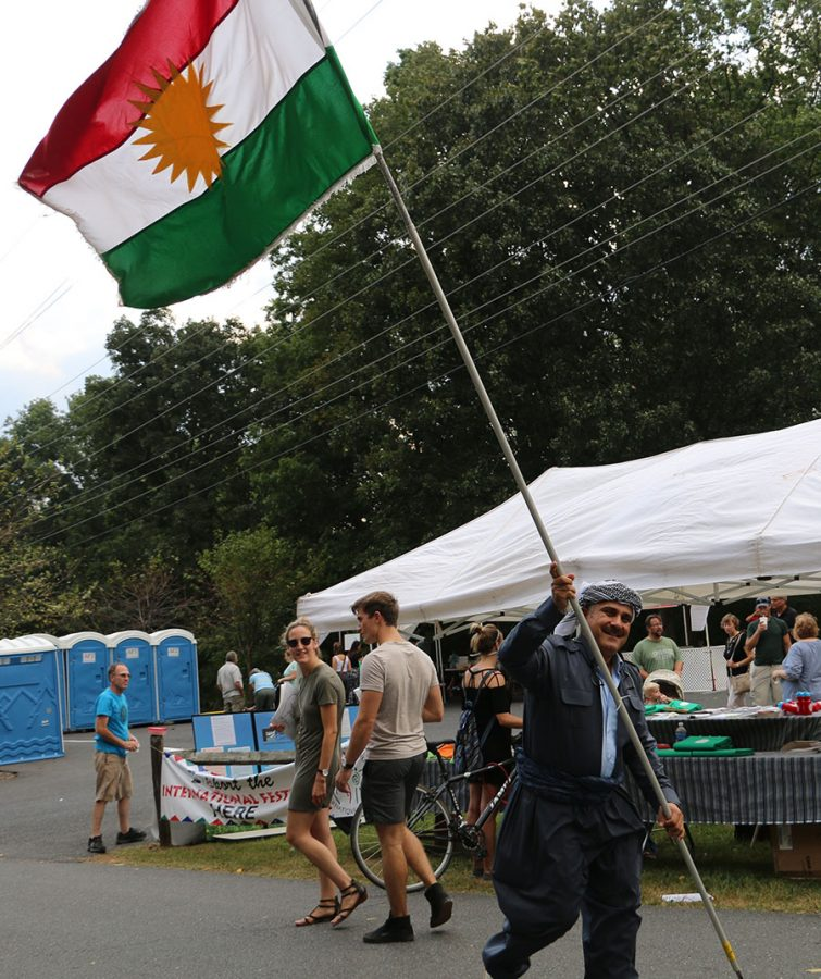 Bani-Hani experiences unity at International Festival