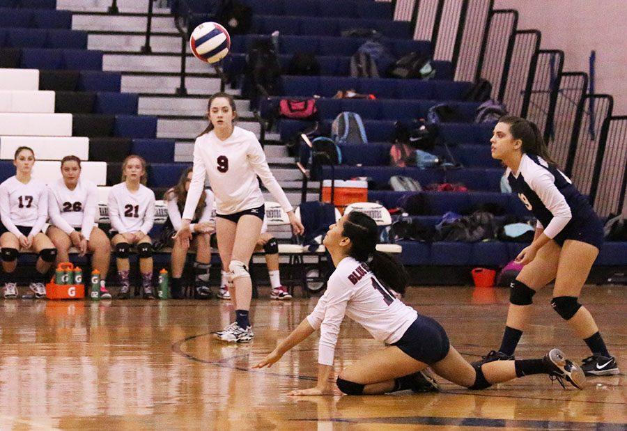 JV Volleyball vs. John Handley