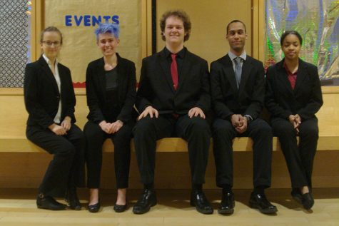Forensics produces top finishers at conference
