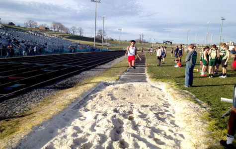 March 21 track meet