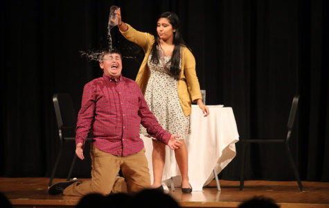 Spring arts showcase wraps up the year
