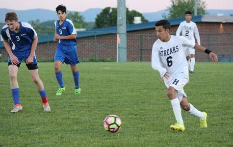 Streaks take on Lee in JV soccer