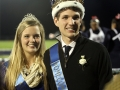 Day 02: Homecoming King and Queen, Blake Long and Megan Miller