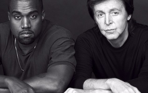 Kanye West and Paul McCartney come together to collaborate musically