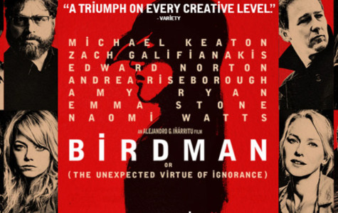 Birdman (The Unexpected Virtue of Ignorance) deserved best picture