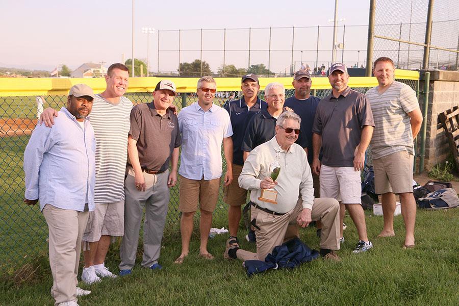 1992 baseball team reunites