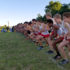 Cross country team competes in first local race