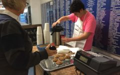 Joe to Go brings fresh coffee and pastries to school
