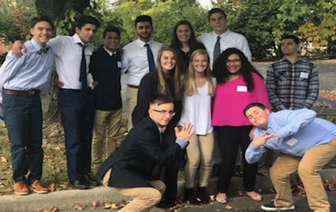 DECA travels to Roanoke for training