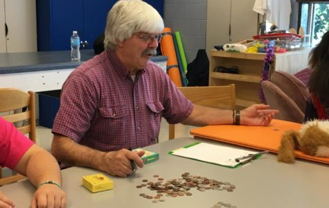 Walt Williamson brings a smile to his classes for 37 years