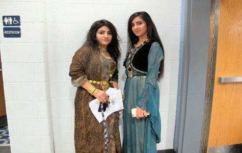Teachers, students represent their cultures for International Day
