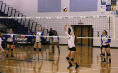 Volleyball wins first playoff game in five years