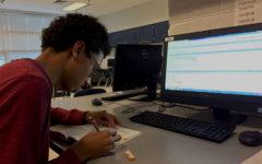 King takes advantage of VA College Application Week