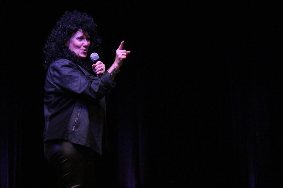 Five contestants sing it out in third annual Harrisonburg Lip Sync Battle
