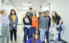 Middle school students attend journalism workshop