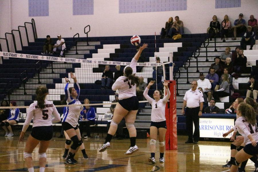 Volleyball players reflect on season highlights