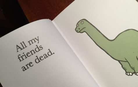 'All My Friends Are Dead' combines humor with morbidity for a great read