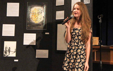 HHS graduate pursues passion in art school