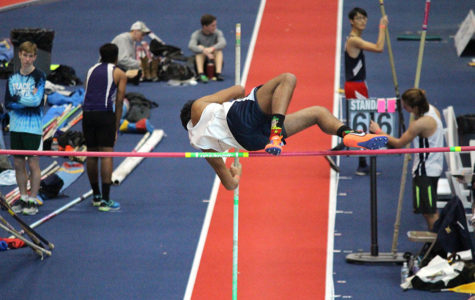 Liberty Premier Invitational indoor track meet