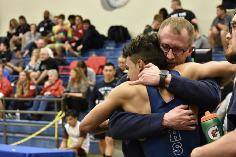 Torres places second at state tournament