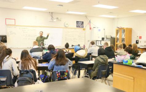 STEM underclassmen pick pathways for next three years