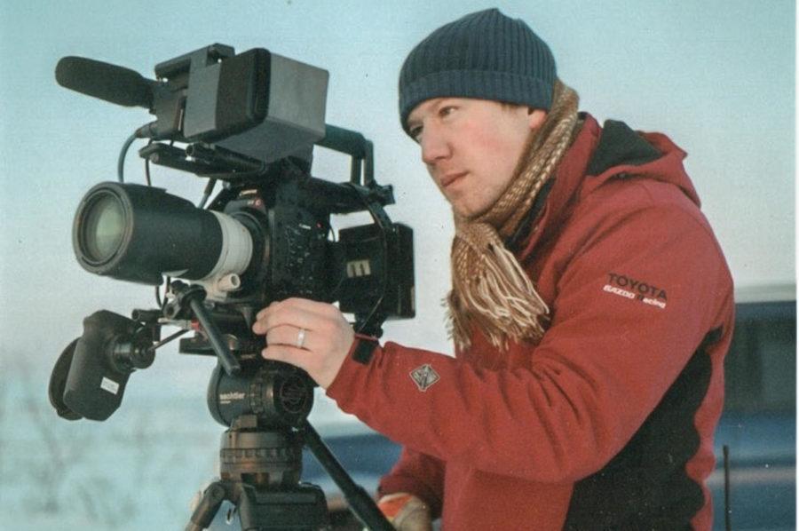 Whitten settles in Alaska after life of travel
