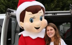 Sharrer utilizes writing passion at Christmas company Elf on the Shelf