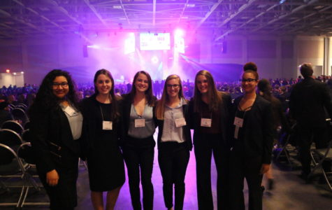 DECA state results, four competing at nationals