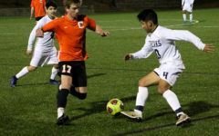 Varsity boys soccer takes on Charlottesville to open season
