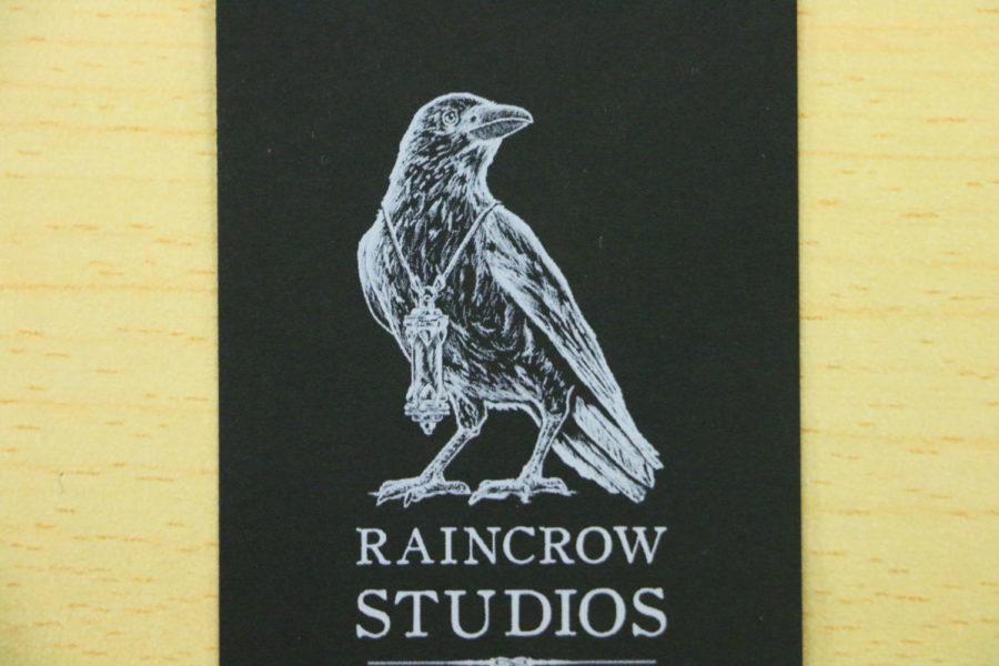 The design company's logo.