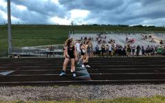 Track team takes on JJ Updike Last Chance Invitational