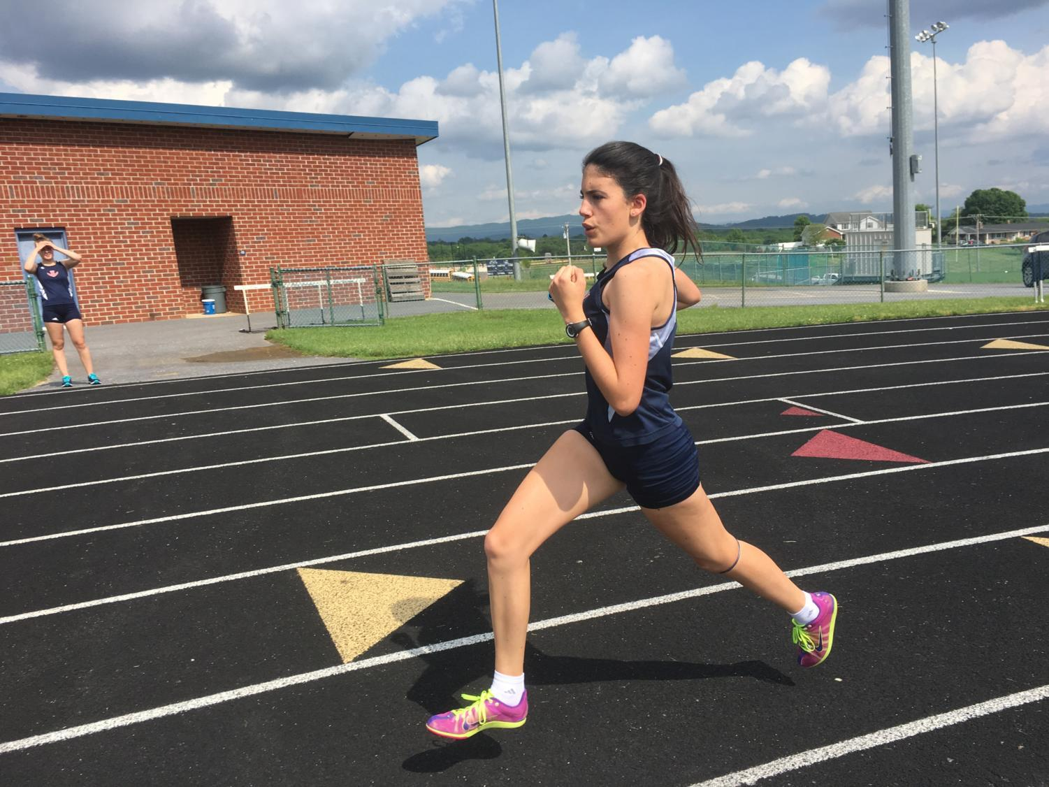 5D West Regional Track and Field Championship marks end of runners' seasons