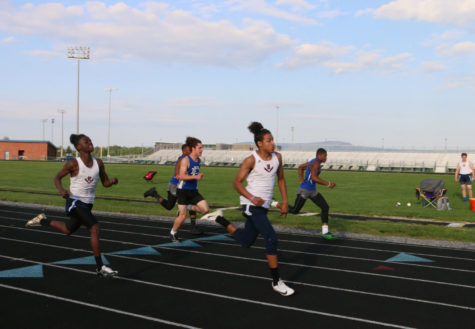 Track team takes on JJ Updike Last Chance Invitational